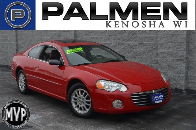 2004 Chrysler Sebring Base Kenosha WI