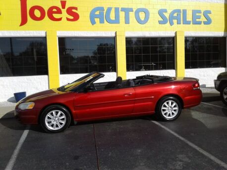 2004_Chrysler_Sebring_GTC Convertible_ Indianapolis IN