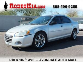 2004_Chrysler_Sebring_LX_ Phoenix AZ