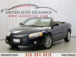 2004_Chrysler_Sebring_LXi Convertible_ Addison IL