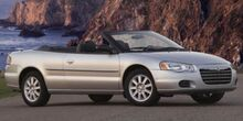 2004_Chrysler_Sebring_LXi_ Hattiesburg MS