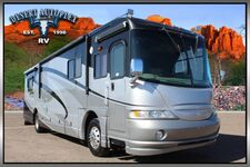 2004 Coachmen Sportscoach Legend 420TS Triple Slide Class a RV