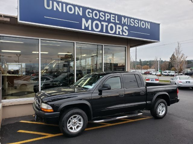 2004 Dodge Dakota Sport Quad Cab 2WD Spokane Valley WA