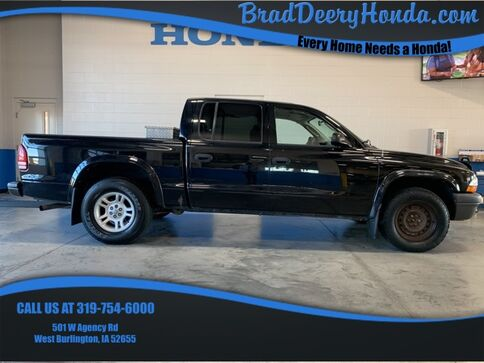 2004_Dodge_Dakota_Sport_ West Burlington IA