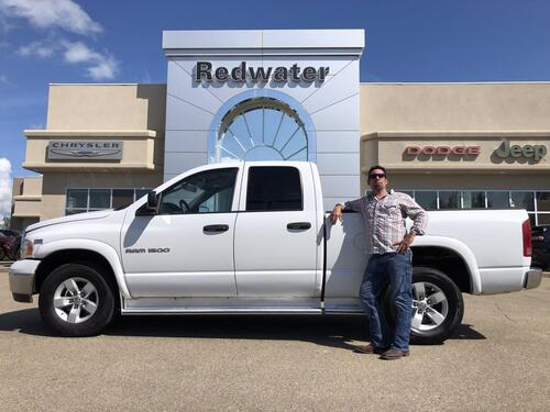 2004_Dodge_Ram 1500_SLT - One Owner_ Redwater AB
