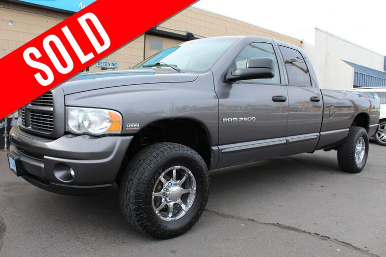 2004 Dodge Ram 2500 4WD SLT Quad Cab Bend OR