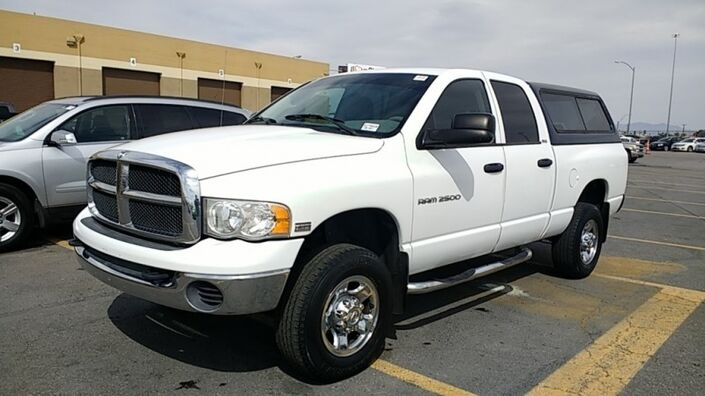 2004 Dodge Ram 2500 Quad Cab 4WD SLT Bend OR