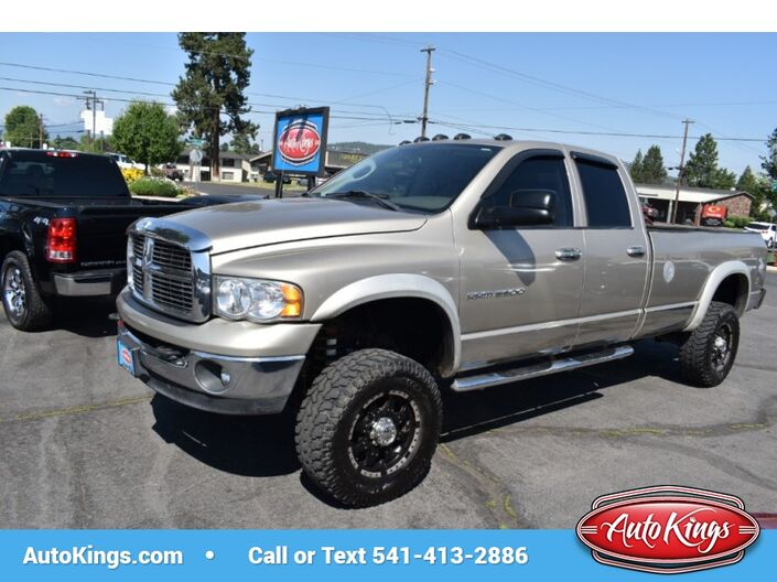 2004 Dodge Ram 3500 Quad Cab 4WD Laramie Bend OR