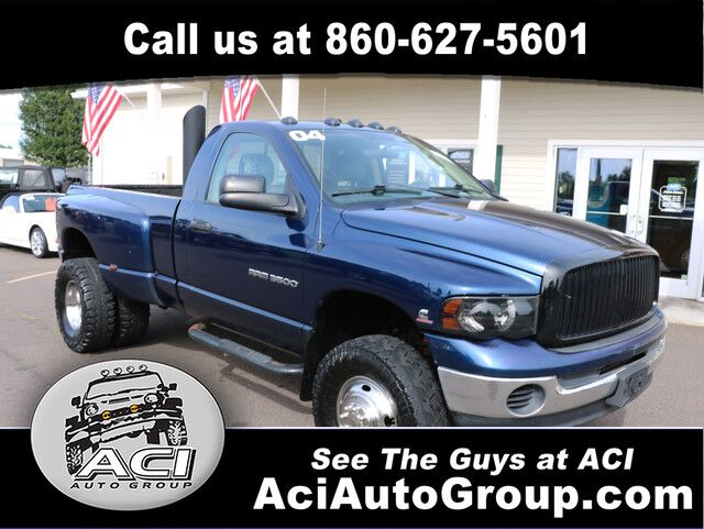 2004 Dodge Ram 3500 SLT East Windsor CT