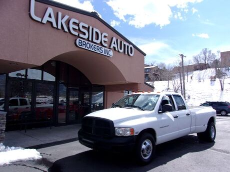 2004 Dodge Ram 3500 ST Quad Cab 2WD DRW Colorado Springs CO