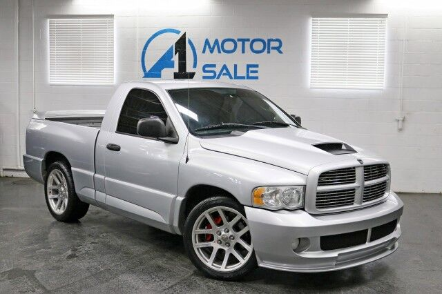 2004 Dodge Ram SRT-10 SRT-10 RARE 1 of 698 Produced!! Florida Truck!! Schaumburg IL