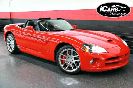 2004_Dodge_Viper_SRT10 2dr Convertible_ Chicago IL