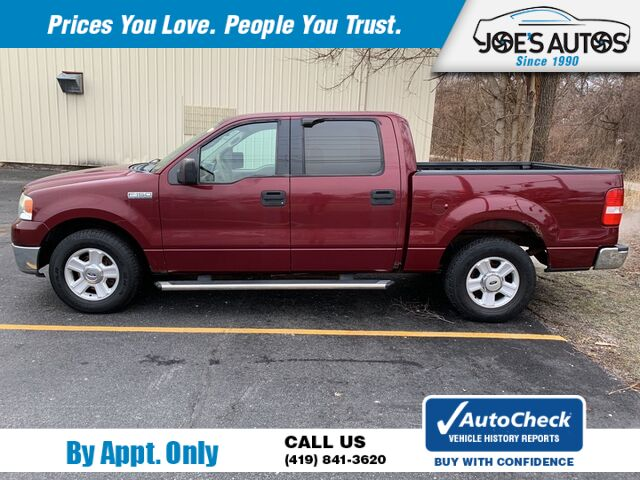 2004 FORD F150 SUPERCREW Toledo OH
