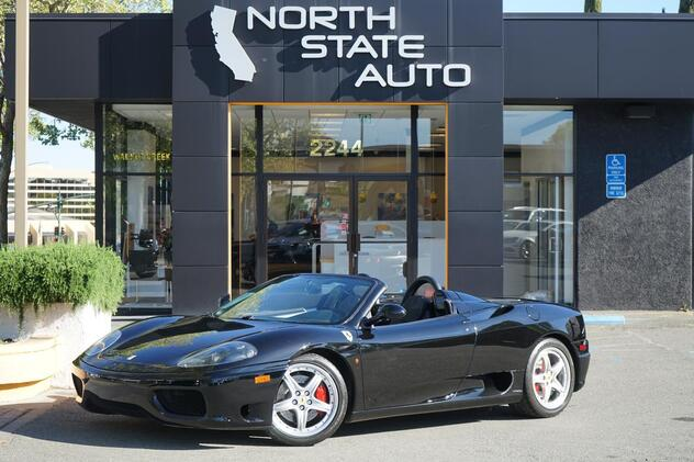 2004_Ferrari_360_Spider_ Walnut Creek CA