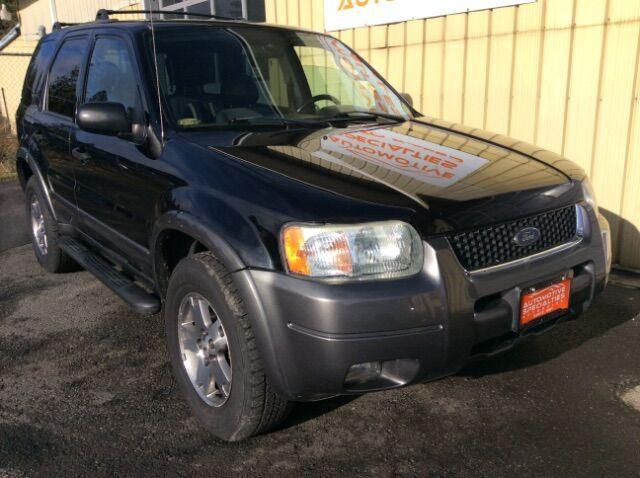 2004 Ford Escape XLT 4WD Spokane WA