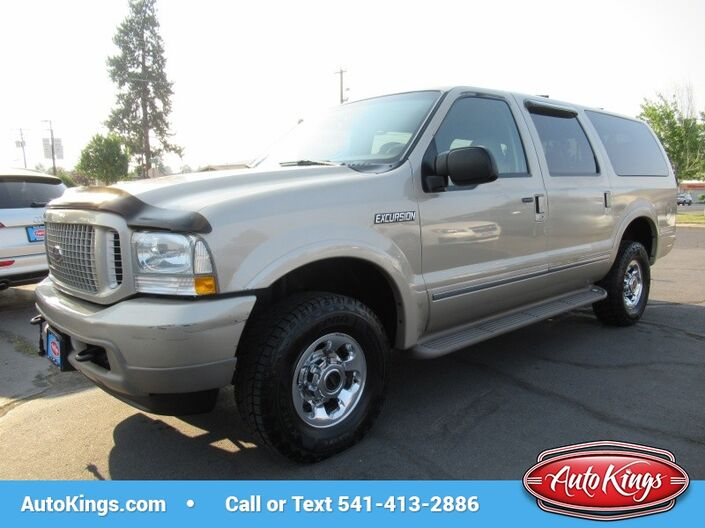 2004 Ford Excursion 6.0L Limited 4WD Bend OR