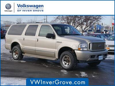 2004_Ford_Excursion_Limited_ Inver Grove Heights MN