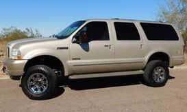 2004_Ford_Excursion Limited Pkg 4wd Powerstroke Diesel_Lifted Powerstroke Diesel Extra Clean Loaded_ Phoenix AZ