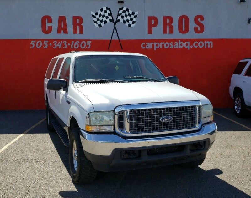 2004 Ford Excursion Special Serv