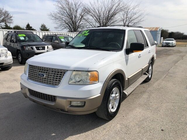 2004 Ford Expedition Eddie Bauer Gainesville TX