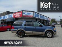 2004_Ford_Expedition_Eddie Bauer, Heated Leather Seats, Sunroof, Dual Climate Control_ Kelowna BC