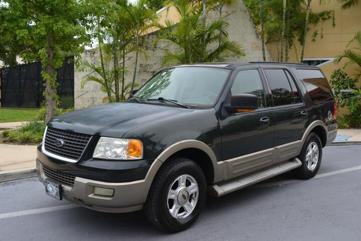 2004 Ford Expedition Eddie Bauer Miami FL