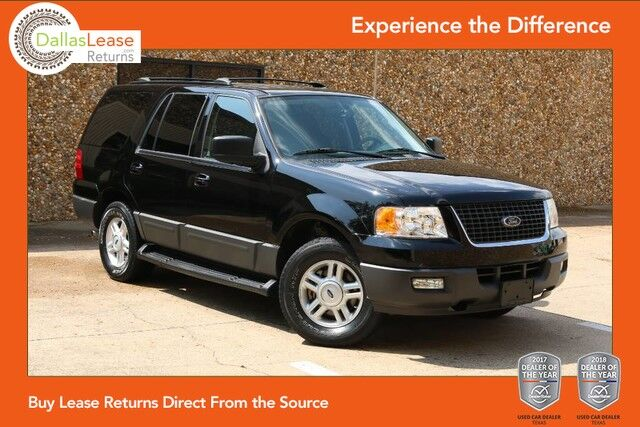 2004 Ford Expedition Special Service Dallas TX