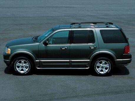 2004_Ford_Explorer_Limited_ Salisbury MD