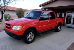 Ford Explorer Sport Trac XLT 2004