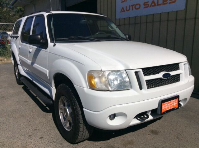 2004 Ford Explorer Sport Trac XLT Premium 4WD Spokane WA