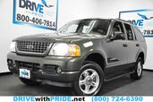2004 Ford Explorer XLT 4.0L 2WD V6 ALLOY TOWING PACKAGE CRUISE RUNNING BOARDS ROOF
