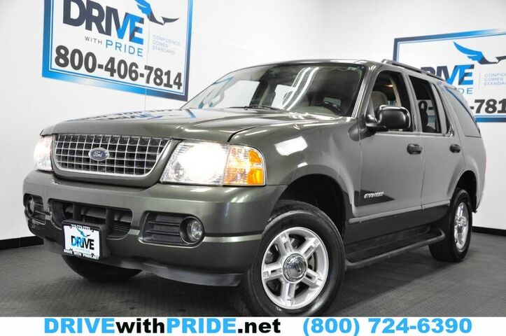 2004 Ford Explorer XLT 4.0L 2WD V6 ALLOY TOWING PACKAGE CRUISE RUNNING BOARDS ROOF Houston TX