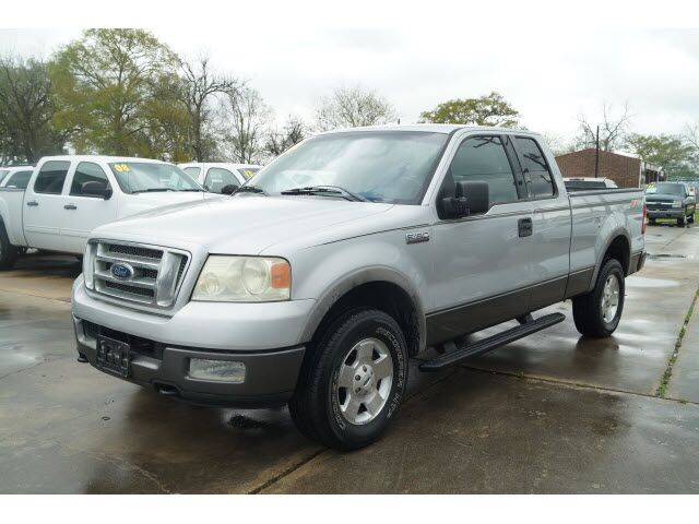2004 Ford F-150 FX4 Richwood TX