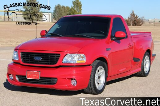 2004 Ford F-150 Heritage Lightning Lubbock TX