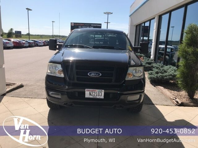 2004 Ford F-150 XLT Plymouth WI
