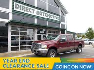 2004 Ford F-250 SD Lariat Crew Cab 4WD Monroe NC