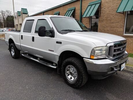 2004 Ford F-250 SD XLT Crew Cab 4WD Knoxville TN