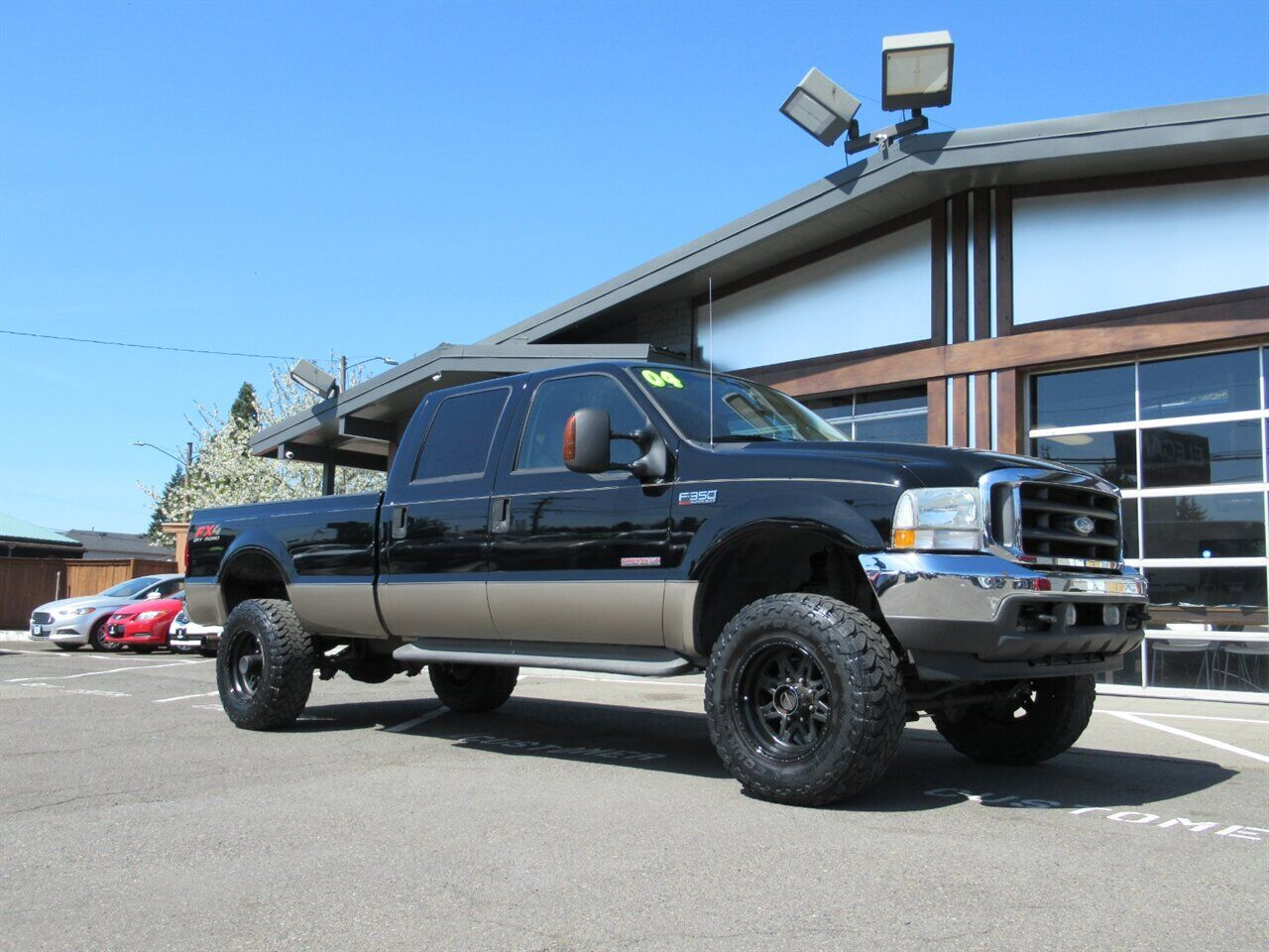 2004 Ford F-350 Lariat / 4x4 / lifted / long bed / DIESEL TRUCK Beaverton OR