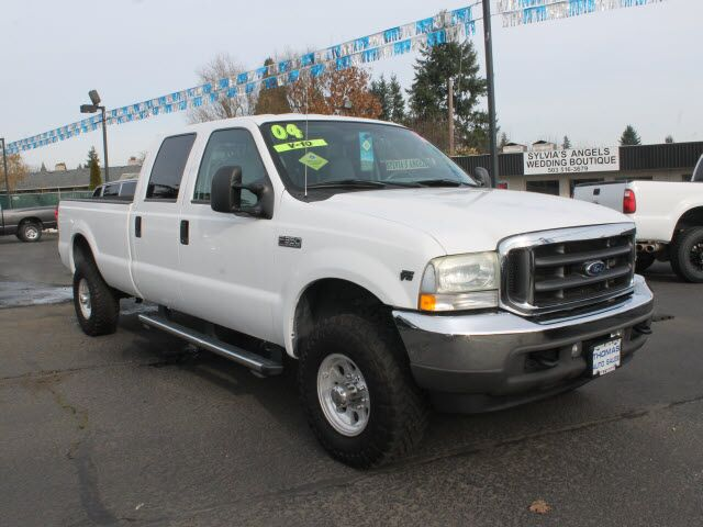 2004 Ford F-350 Lariat Hillsboro OR