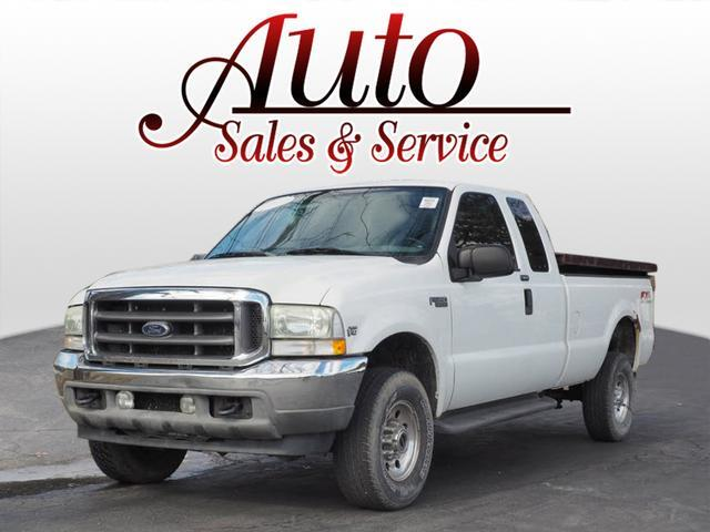 2004 Ford F-350 Super Duty XL SuperCab 4WD Indianapolis IN
