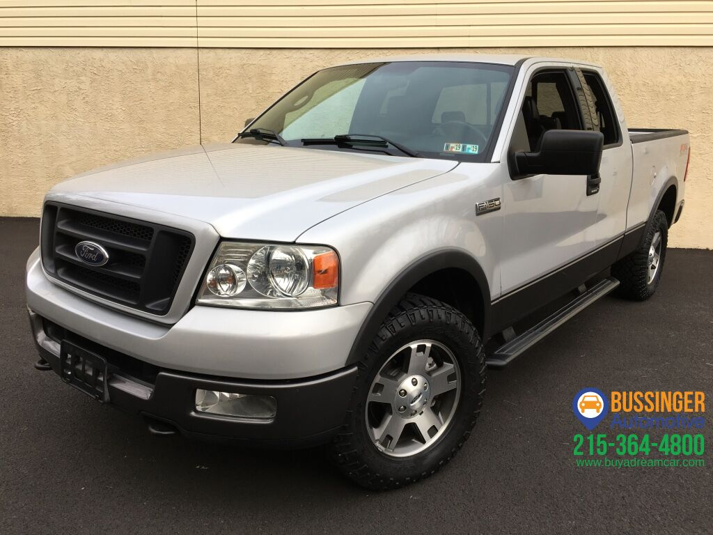 2004 Ford F150 SuperCab FX4 - 4x4 Feasterville PA