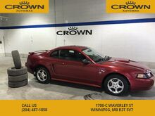 2004_Ford_Mustang_40th Anniversary! Winter Tires and Rims and Remote Starter included!_ Winnipeg MB