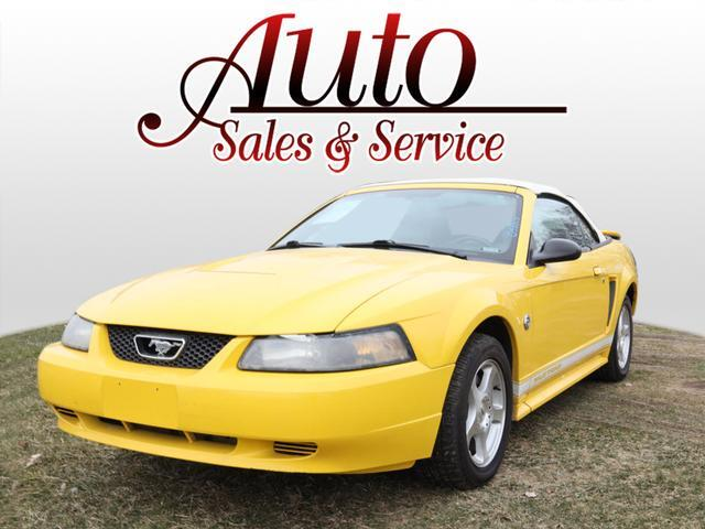 2004 Ford Mustang Deluxe Indianapolis IN