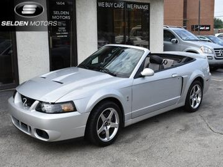 2004_Ford_Mustang_SVT Cobra Convertible_ Conshohocken PA
