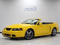 Ford Mustang SVT Cobra Convertible TERMINATOR 2004