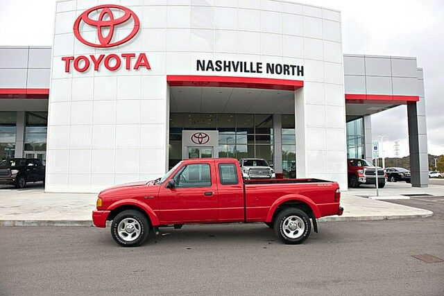 2004 Ford Ranger Edge Nashville TN