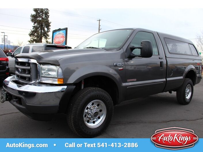 2004 Ford Super Duty F-250 Reg Cab 137  XLT 4WD Bend OR