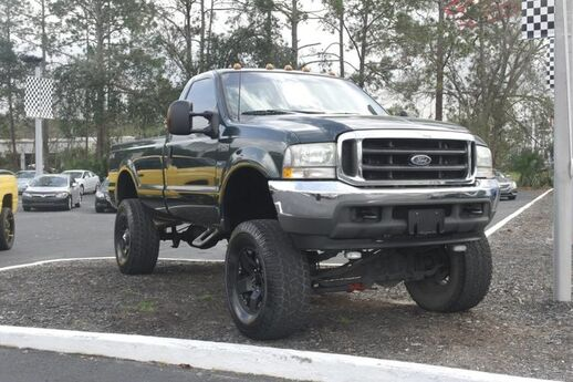 2004 Ford Super Duty F-250 XLT Gainesville FL