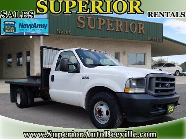 2004 Ford Super Duty F-350 DRW XL 2WD DRW Beeville TX
