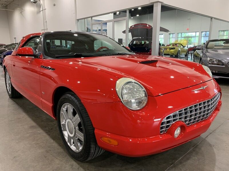 2004_Ford_Thunderbird_Deluxe_ Charlotte NC